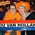 Teamuitje Hou van Holland