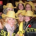 Sex in the city Vrouwen Vrijgezellenfeest